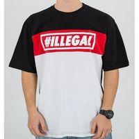 Illegal Koszulka red