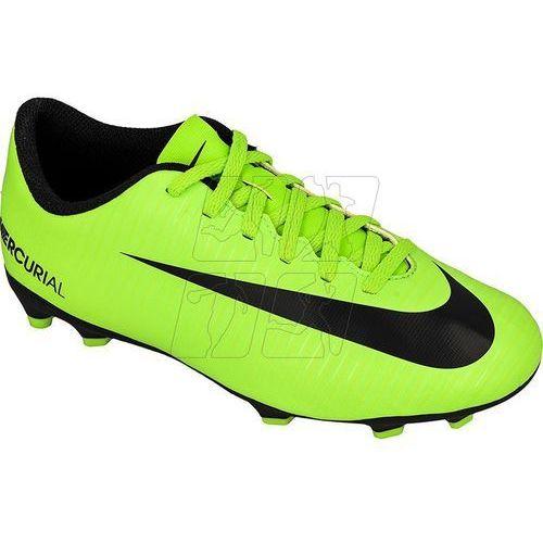 Buty piłkarskie Nike Mercurial Vortex III FG Jr 831952-303
