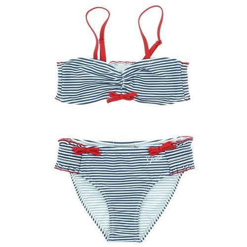 Geox  kostium kąpielowy dziecięcy dwuczęściowy niebieski biały 4 lata