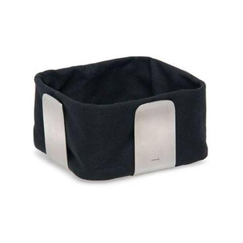 - bawełniany wkład do koszyka duży - desa czarny - czarny marki Blomus