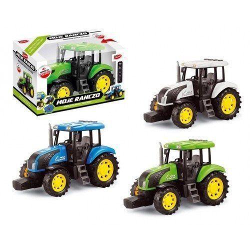 Traktor moje ranczo 31 cm (388188) marki Mega creative