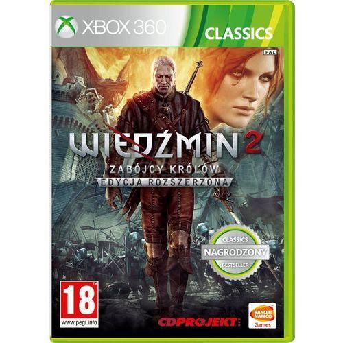 OKAZJA - Wiedźmin 2 Zabójcy Królów (Xbox 360)