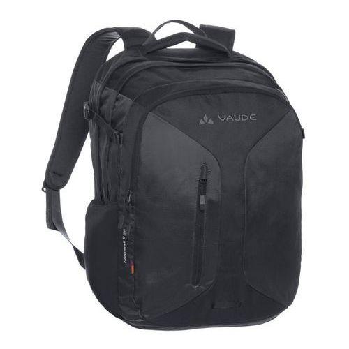 Miejski plecak na laptop VAUDE Tecowork II 28 czarny - Czarny, kolor czarny