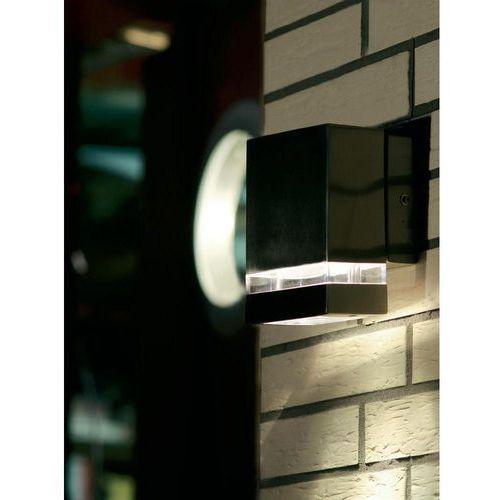 Lampa ścienna zewnętrzna led st 6051 led, 3x1 w, led wbudowany na stałe, 108 lm, 4100 k, ip44, (dxsxw) 11 x 10.2 x 15.8 cm marki Eco-light