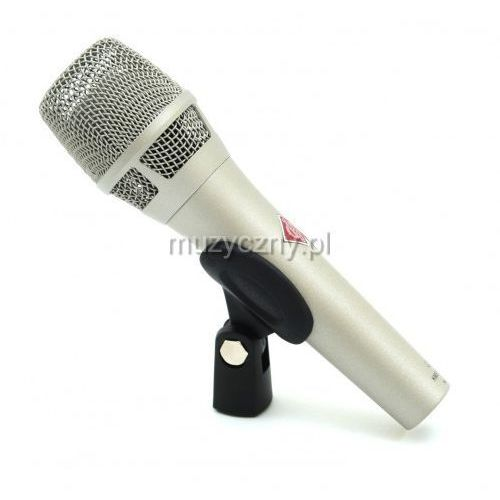 kms 105 mikrofon pojemnościowy, kolor niklowy od producenta Neumann