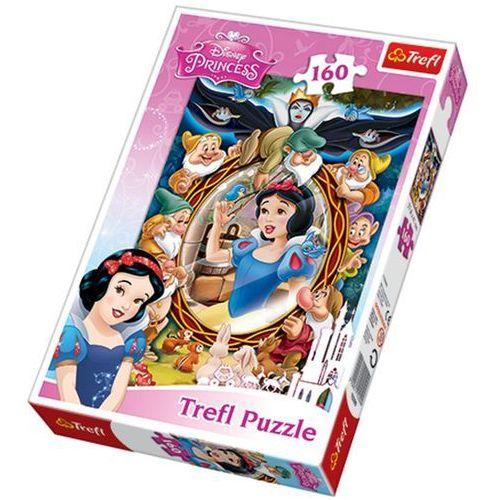 Puzzle 160 królewna śnieżka - kolaż marki Trefl