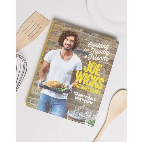 Books Joe wicks cooking for family and friends book - multi