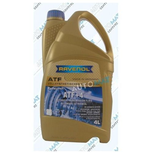 Olej atf+4 4l. marki Ravenol