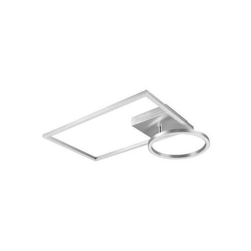 Trio RL Verso R62182105 plafon lampa sufitowa 1x24W LED srebrny (4017807488524)