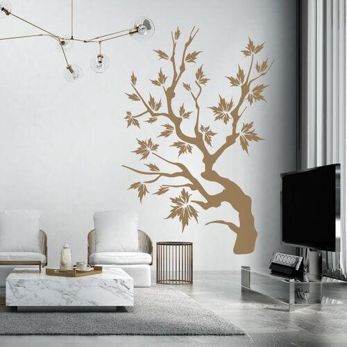 Wally - piękno dekoracji Naklejka drzewo 1104