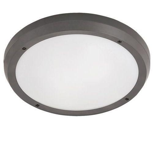 Rabalux Plafon zewnętrzny lampa sufitowa alvorada 2x20w e27 ip65 szary 8049 (5998250380490)