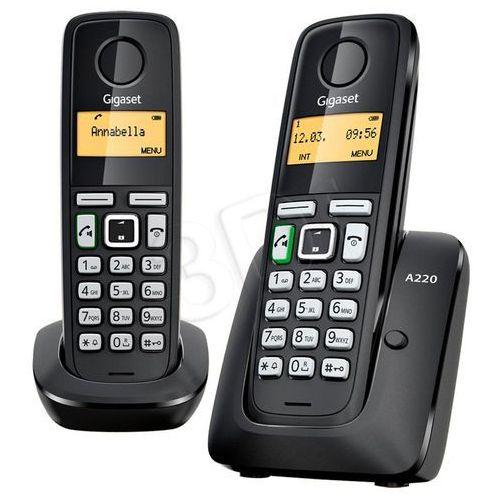 Telefon Siemens Gigaset A220 Duo (4250366827292)