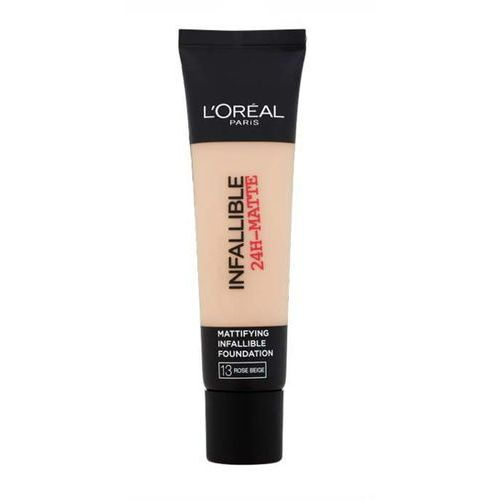L'Oréal Paris Infallible Infallible podkład matujący podkład matujący odcień 13 Rose Beige 35 ml, 3600522875345