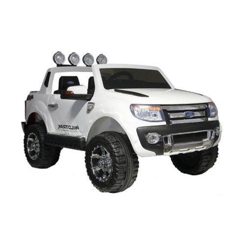Hecht czechy Hecht ford ranger white samochód terenowy elektryczny akumulatorowy auto jeździk pojazd zabawka dla dzieci + pilot- ewimax oficjalny dystrybutor - autoryzowany dealer hecht