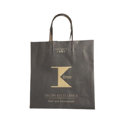 K-time torba czarna papierowa, 5678