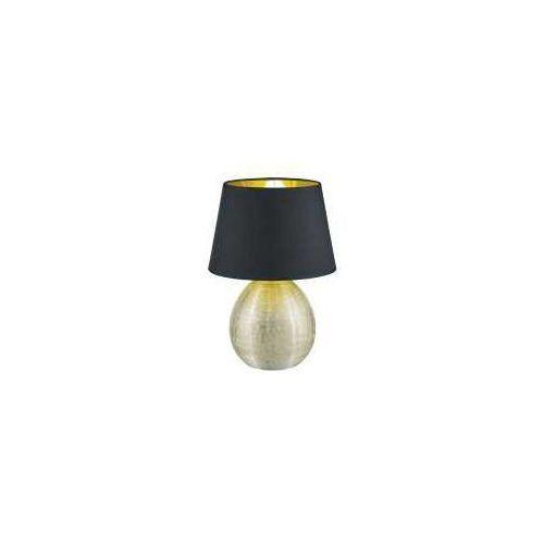 Reality LUXOR Lampa stołowa Złoty, 1-punktowy - Dworek/arabski/marokański/turecki/orientalne - Obszar wewnętrzny - LUXOR - Czas dostawy: od 3-6 dni roboczych (4017807345995)