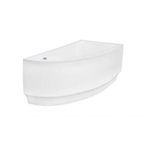 Besco Praktika obudowa do wanny 140 cm prawa biała OAP-140-NP (5908239684525)