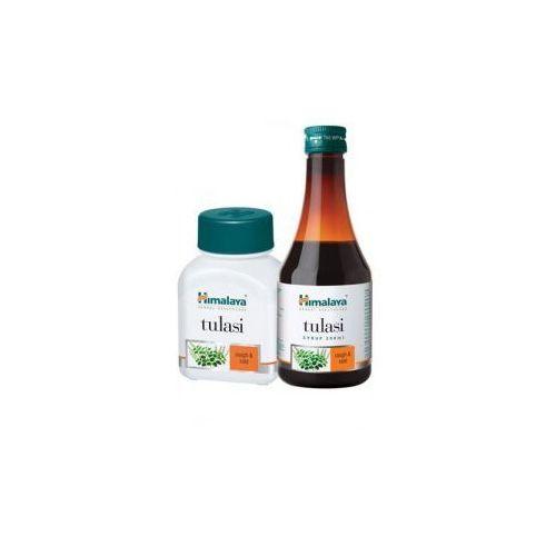 Tulasi Syrop Himalaya 200ml ( Tulsi, Holy Basil) - HIT na odporność!, kup u jednego z partnerów