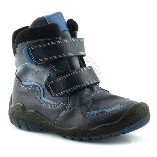 Buty zimowe dla dzieci Kornecki 06028, kolor niebieski