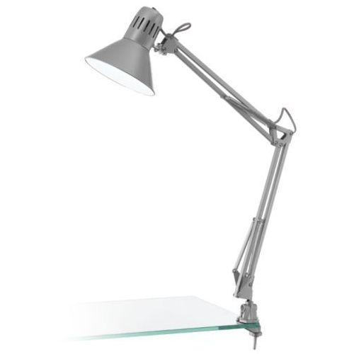 Eglo Lampa biurkowa firmo srebrny, 90874