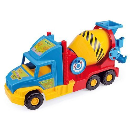 Super truck betoniarka -  36590 - #a1 marki Wader