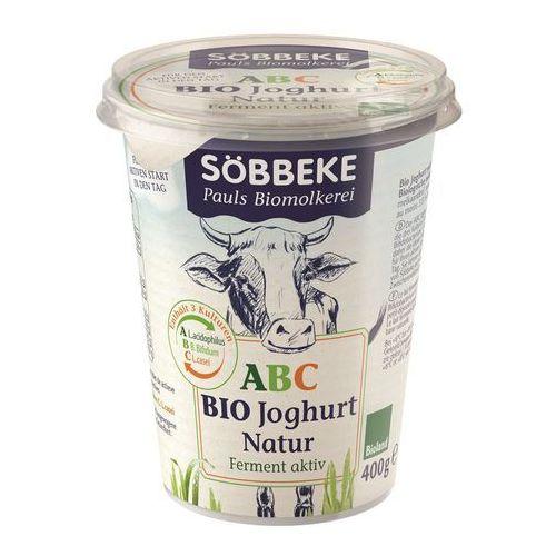 Sobbeke dystrybutor: bio planet s.a., wilkowa wieś 7, 05-084 leszno k. Jogurt probiotyczny abc (3,8% tłuszczu w mleku) bio 400 g - sobbeke
