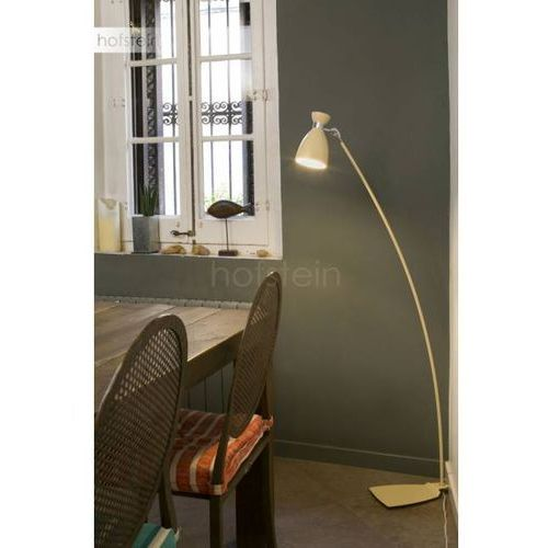 Faro barcelona Faro retro lampa stojąca beżowy, 1-punktowy - nowoczesny/lokum dla młodych - obszar wewnętrzny - retro - czas dostawy: od 10-14 dni roboczych (8421776083714)
