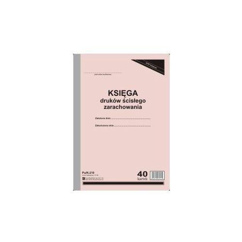 Księga druków ścisłego zarachowania [Pu/K-210], 47162