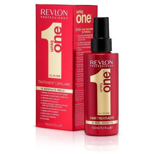 uniq one - kuracja do włosów 10 w 1 150ml marki Revlon