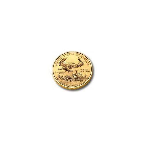 1 uncja Amerykański Złoty Orzeł - Złota Moneta Rocznik 2016 - Dostawa Natychmiastowa - sprawdź w wybranym sklepie