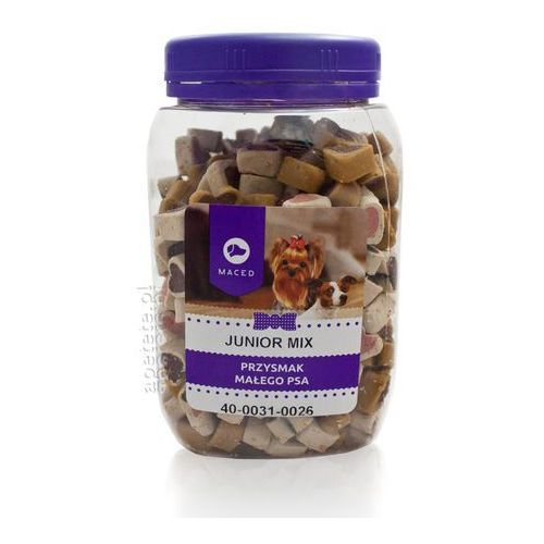 Maced York Mix kosteczek junior 300g (5907489314770)