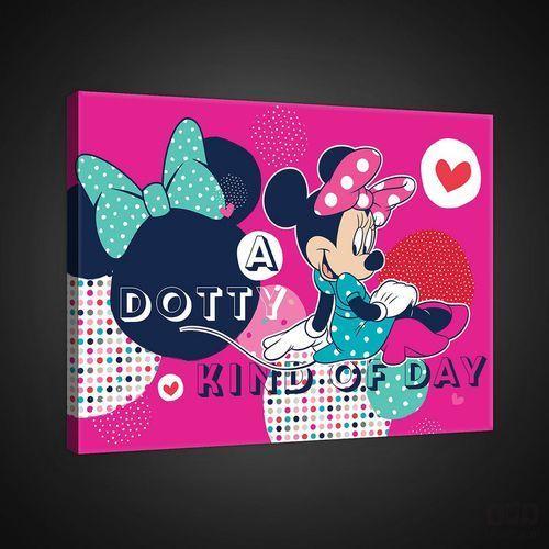 Obraz Disney: Minnie i Daisy słuchają muzyki PPD1447 ()