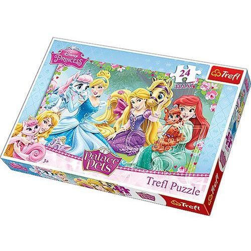 Puzzle 24 Maxi. Odpoczynek na łące (5900511142235)