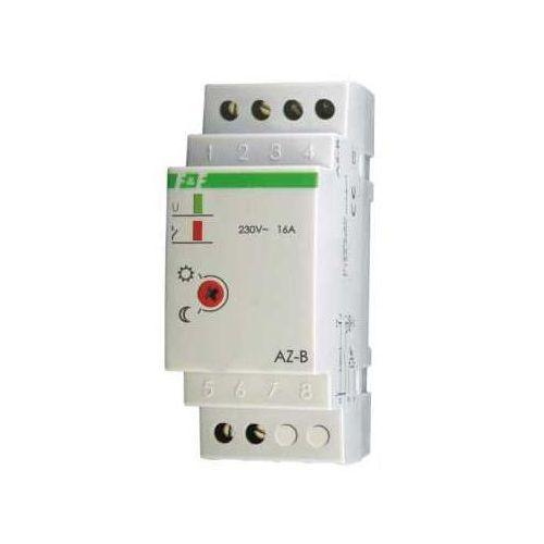 F&f Automat zmierzchowy 16a 230v 2-1000lx din az-b