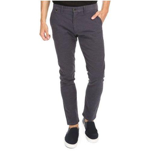 james armure trousers szary 29/32 marki Pepe jeans