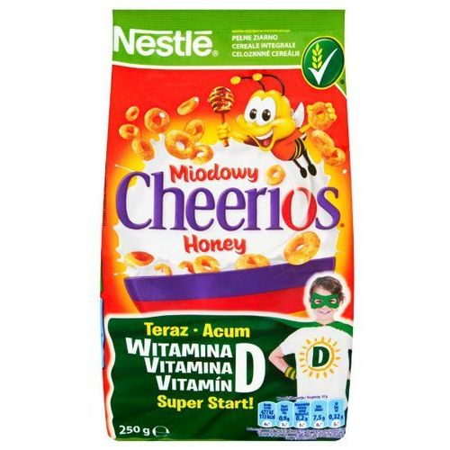 Płatki śniadaniowe Nestlé Cheerios Miodowy 250 g