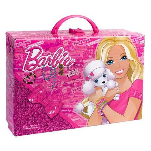 Starpak Kuferek kartonowy Barbie - (210218) Darmowy odbiór w 20 miastach! - produkt z kategorii- Tornistry i plecaki