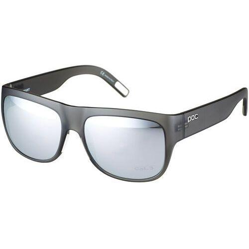 Poc want okulary rowerowe, uranium black translucent 2020 okulary sportowe