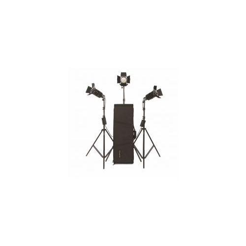 Pixel zestaw 3 lamp + akcesoria w torbie marki Limelite