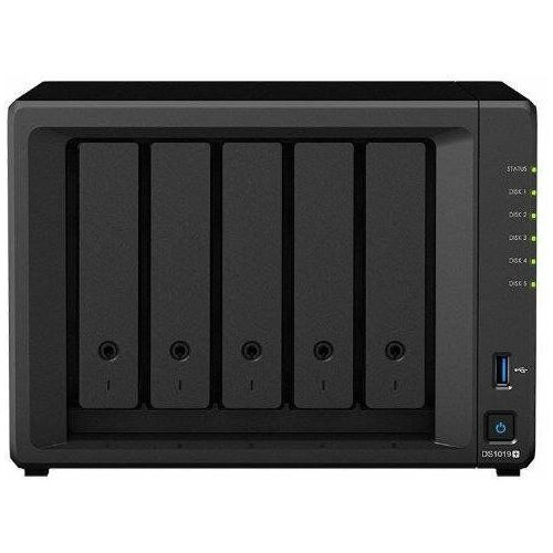 Synology Serwer nas ds1019+ tower sdd | hdd 2.5'' | 3.5'' sata