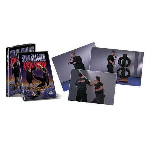 DVD Cold Steel Stun Stagger and Stop (VDSC)