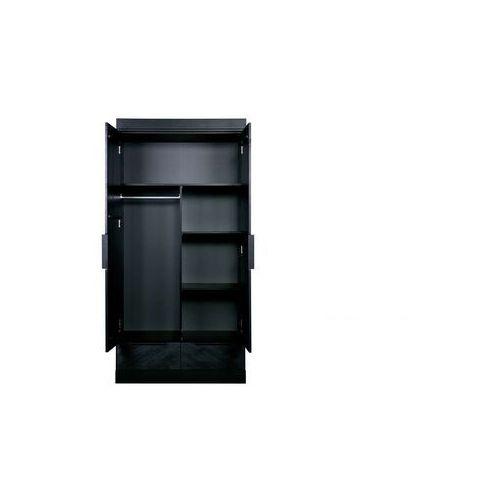 dodatkowe półki do szafy connect z szufladami - woood 360308-zw marki Woood