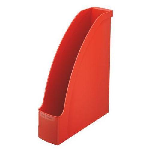 Pojemnik na dokumenty plus a4/7cm 2476-20 jasny czerwony marki Leitz