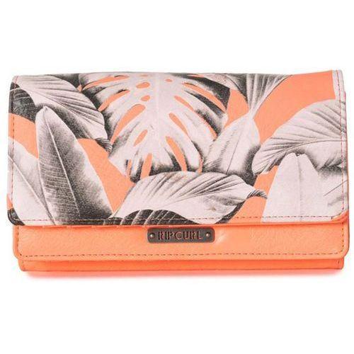 Portfel - miami vibes cbook wallet new origami (9366) rozmiar: tu marki Rip curl