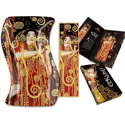 Talerz dekoracyjny G. Klimt - Rodzina