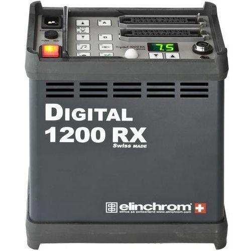 generator digital 1200w rx marki Elinchrom