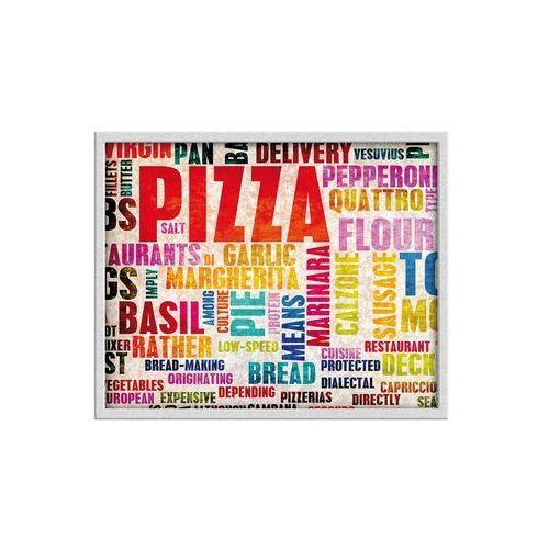 Knor Obraz słowa kuchnia 50 x 40 cm (5901554505117)