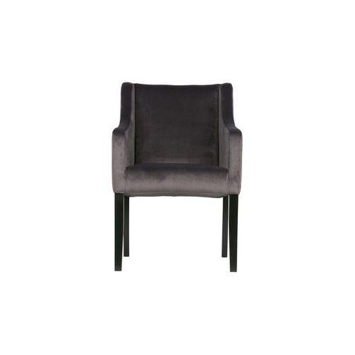 Woood krzesło do jadalni liz antracytowe 340368-a (8714713067756)