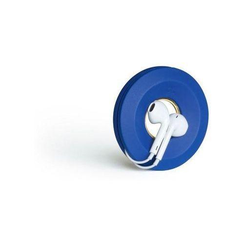 Uchwyt na kable magnetyczny Cableyoyo V2 niebieski (8886466091675)