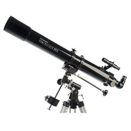 Teleskop CELESTRON PowerSeeker 80EQ Czarny z kategorii Teleskopy